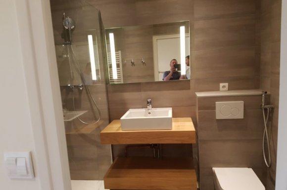 Installation de salle de bain clé en main Moirans