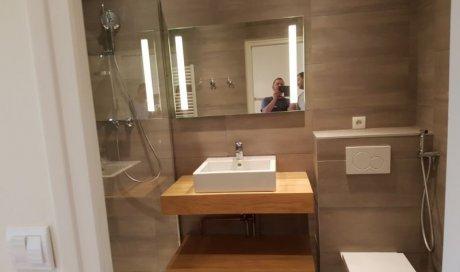 Rénovation complète de salle bain clé en main vers Grenoble