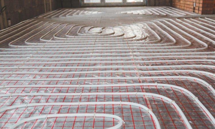 CL Plomberie Pose de plancher chauffant  Saint-Laurent-du-Pont